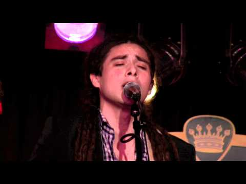Jason Castro - What If I Fall - BB King Blues Club - New York City, NY - 11/9/2010