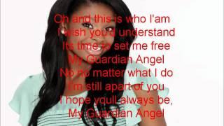 Tyler james williams ft Coco Jones - guardian angel 'lyrics'