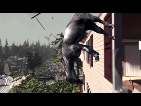 Goat Simulator Official Launch Trailer thumbnail