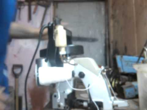 falla de cosedora china