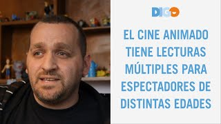 El cine de animación, por Javier Rovella - DIGO