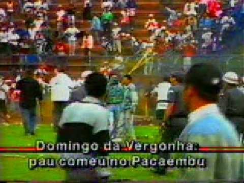Se um acidente isolado deu essa punição pro Corinthians, os Antis deviam ser banidos do futebol