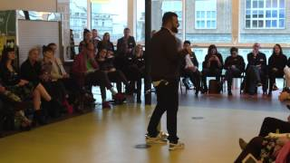 Hussain Manawer | Being bold on mental health | Marketing Society London