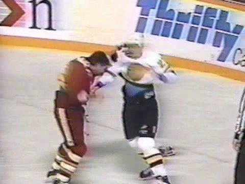 Robert Dirk vs. Greg Smyth