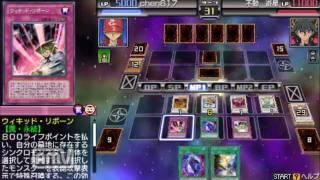 遊戯王5D'sタッグフォース6 リミットオーバーアクセルシンクロ