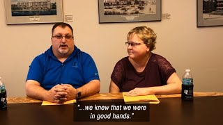 John and Pauline Auto Accident Testimonial