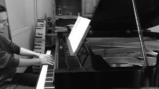 (Cover) Claire de Lune - Suite Bergamasuque - Claude Debussy