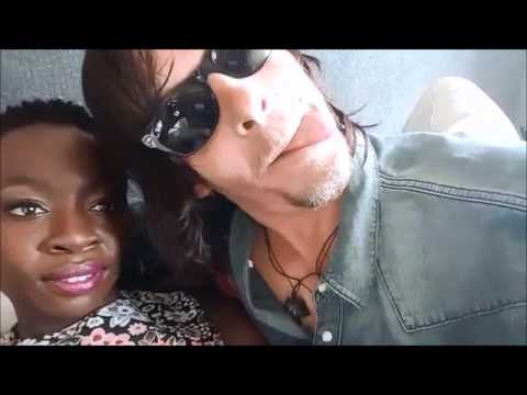 Danai, Norman and Andrew Favorite Moments