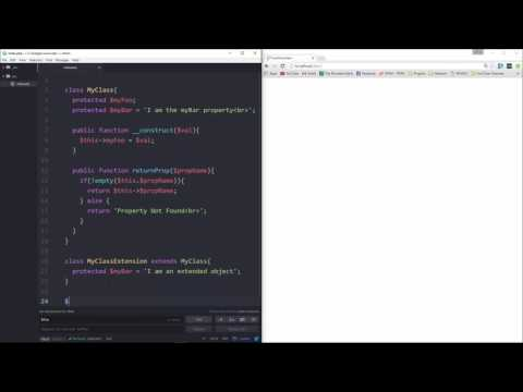 Learn about Class and Function Features of PHP 7 - Part 2