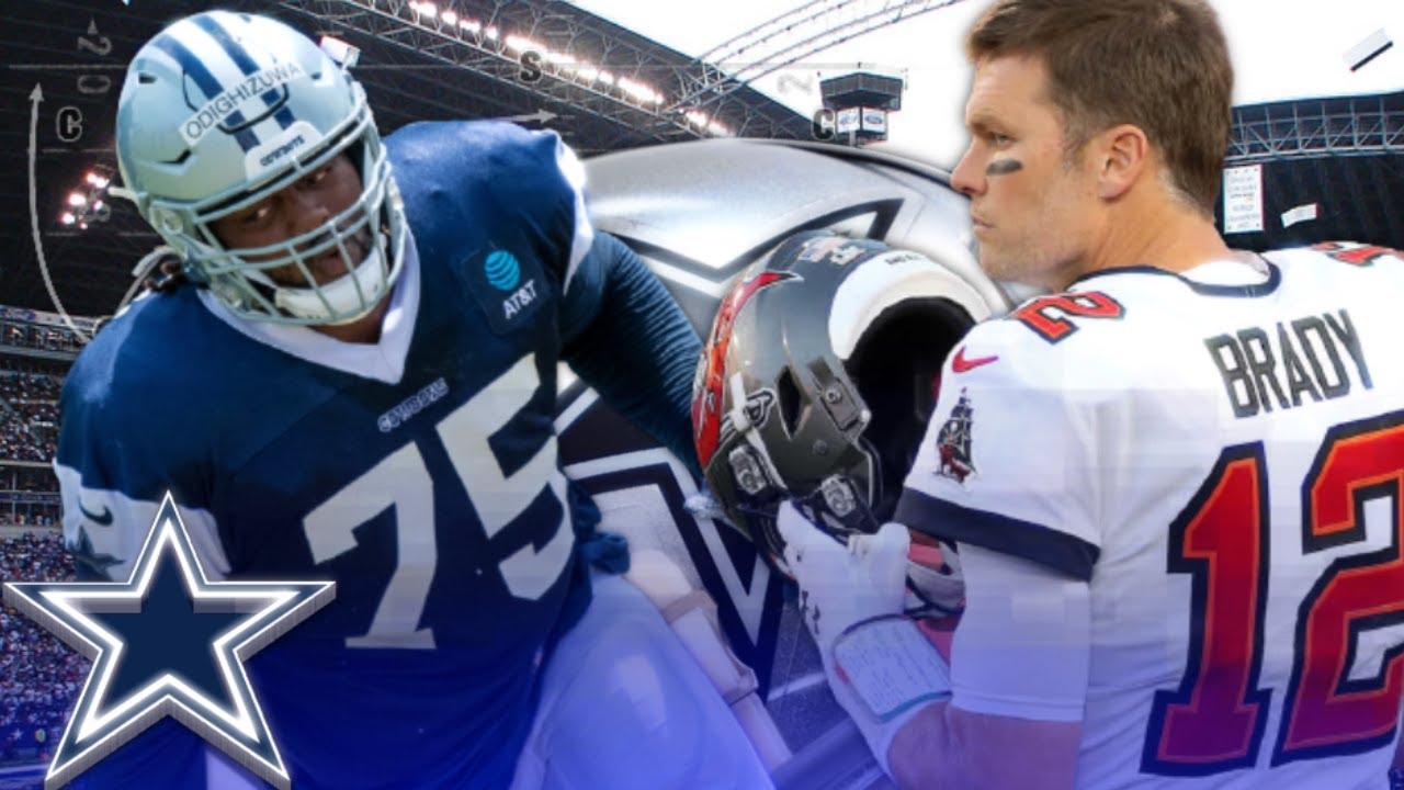The Dallas Cowboys calls out Tom Brady