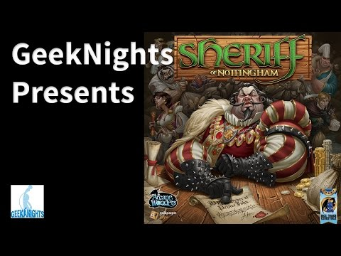 Review: Sheriff of Nottingham - GN Presents