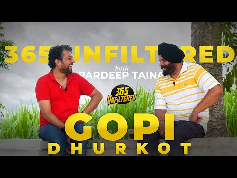 Meet Gopi Dhurkot | Kabaddi Player | 365 Unfiltered with Pardeep Taina | Kabaddi365