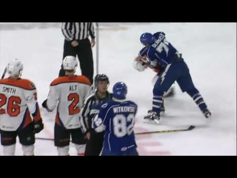 Pavel Padakin vs. Anthony DeAngelo
