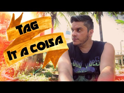 Book Tag It A Coisa