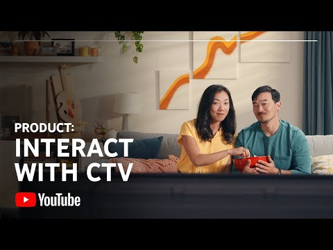 A new YouTube feature will make its connected TV ads more shoppable