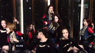 [04月15日] 4Minute - Dream Racer & Volume Up.avi