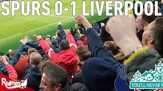 Tottenham 0-1 Liverpool | Story of the Match