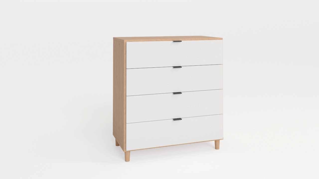 Simple Chest of Drawers