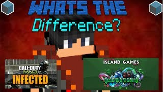 How to ALWAYS WIN Cubecraft Infected (My First Thoughts)Minecraft Cubecraft Island Games #2