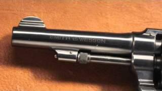NFM Treasure Gun - Julian Hatcher's Smith & Wesson Victory Model Revolver S/N V3