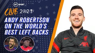 """Alphonso Davies is a phenomenal player!"" 
