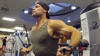 Gym Workout Routine - Chest Back Exercises - Friday by Buff Dudes