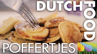 Traditional Dutch Food | Poffertjes Recipe - Holland Holiday