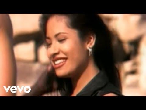 Selena - Amor Prohibido (Official Music Video)