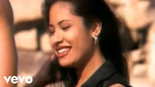 Selena - Amor Prohibido (Official Music Video)