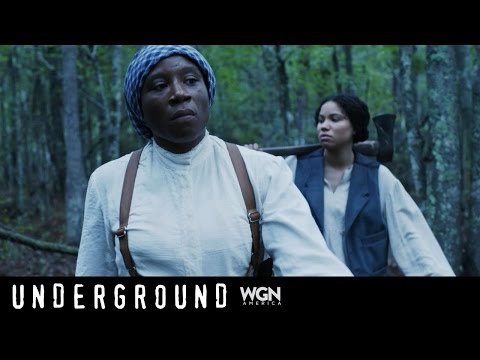 Underground Season 2 (Promo 'In America')