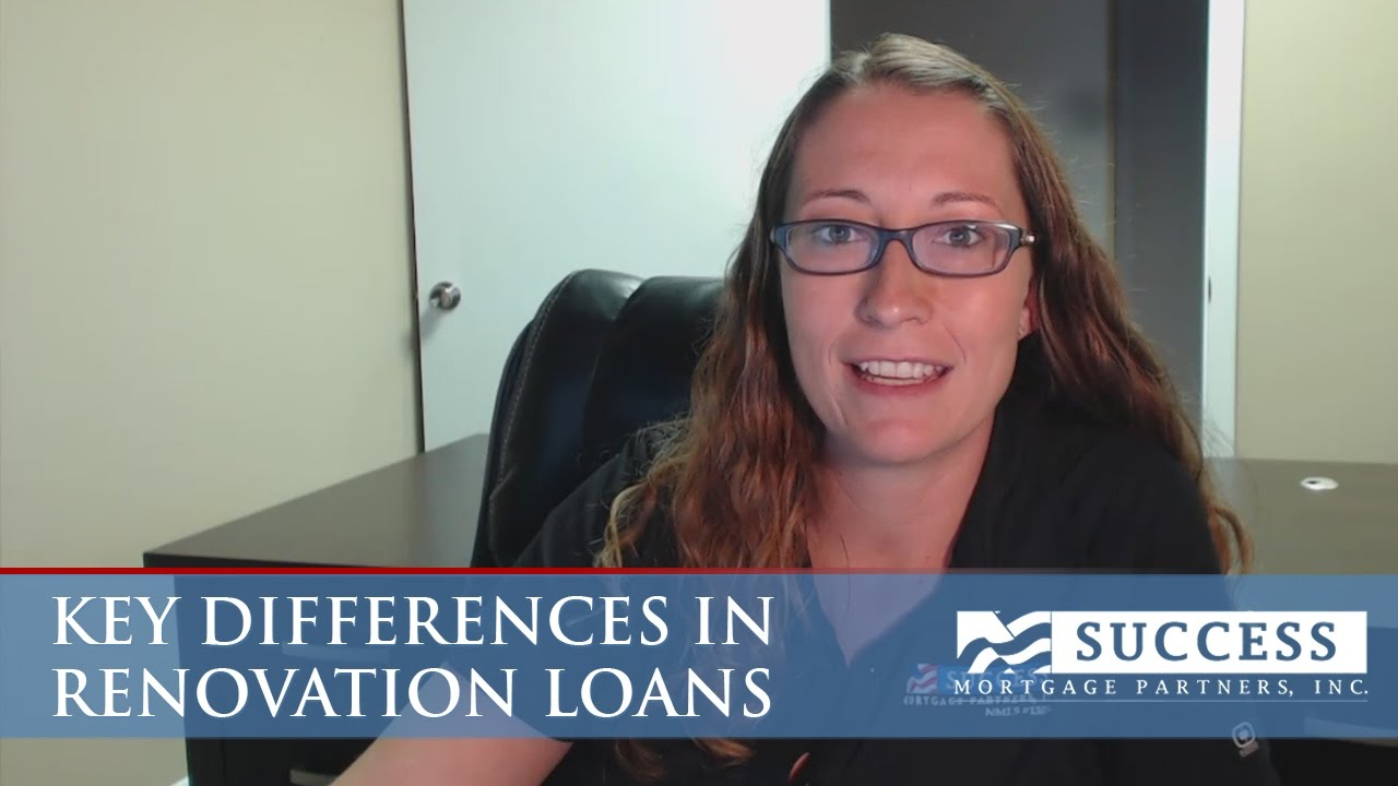 Key Differences Between Home Renovation Loans