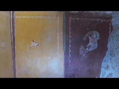 Η χρηματοδότηση της ΕΕ δίνει ζωή στην Πομπηία