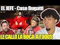 """El Alfa """"El Jefe"""" - Caso Bugatti (REACCIÓN) """"CALLANDO BOCA EL JEFE"""""""