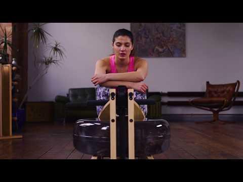 WaterRower A1 Studio Rowing Machine - Video Presentation