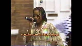 Da Brat - Funkdafied live (1994) Mtv The Grind