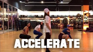 CHRISTINA AGUILERA Feat. TY DOLLA $IGN, 2 CHAINZ - Accelerate | Choreography By Kidd