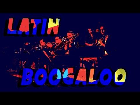 LATIN JAZZ FUNK BOOGALOO - Compilation n°2