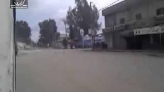 preview picture of video 'الثورة السورية  الصنمين اطلاق نار عشوائي'