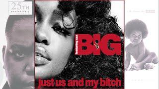 DJ Khaled   Just Us (remix) Ft. Biggie & SZA #ReadyToDie25