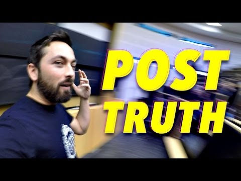 Post-Truth: Why Facts Don't Matter Anymore