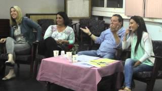 מפגש קהילה עם יורם ישראלי, ראש המועצה