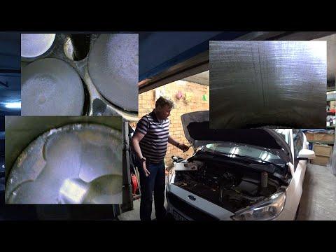 Фото к видео: Исследование ЦПГ: Ford Focus 2.0 35ткм, XQDA