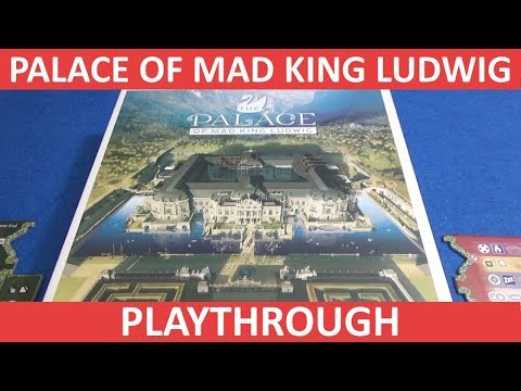 The Palace of Mad King Ludwig - Playthrough - slickerdrips