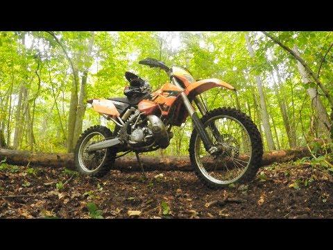 Moto Vlog'as #1 | Pristatau KTM EXC 200!