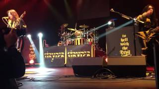 Stryper - Abyss/To Hell With The Devil (10-14-16)