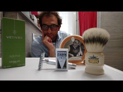 Il setup estivo di rasatura tradizionale - Che cosa porto in vacanza