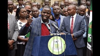 Defiant Governor Sang' vows to reclaim 'grabbed' land, released on Sh1M bond