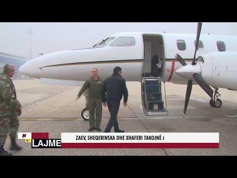 ZAEV, SHEQERINSKA DHE XHAFERI TAKOJNË ADMIRALIN E NATO-s