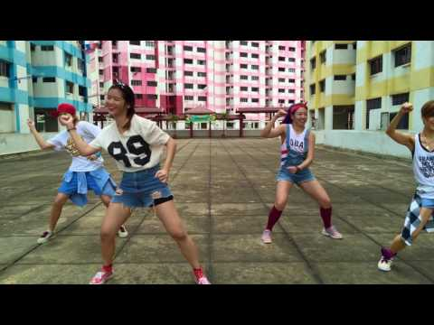 Please Don't Go, 2NE1! (Kpop Dance Workout) | Fitness Nook.Home