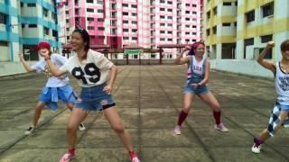 Please Don't Go, 2NE1! (Kpop Dance Workout)
